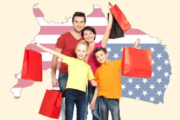 Gửi quà đi Mỹ với chi phí tiết kiệm nhất
