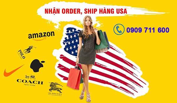 Nhận mua hộ hàng Mỹ