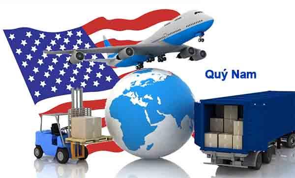 Dịch vụ gửi hàng đi Mỹ