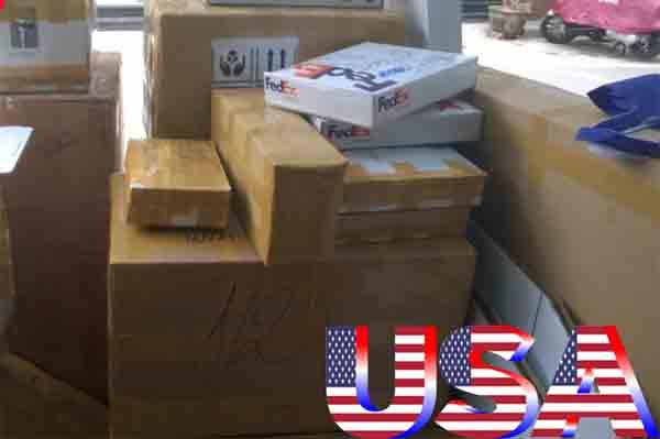 Nhận gửi hàng đi Mỹ