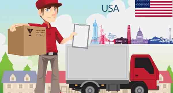 Phí gửi hàng sang Mỹ