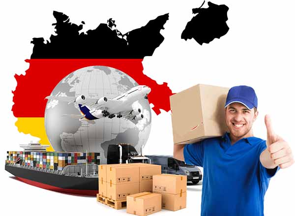 Công ty Ship hàng Đức