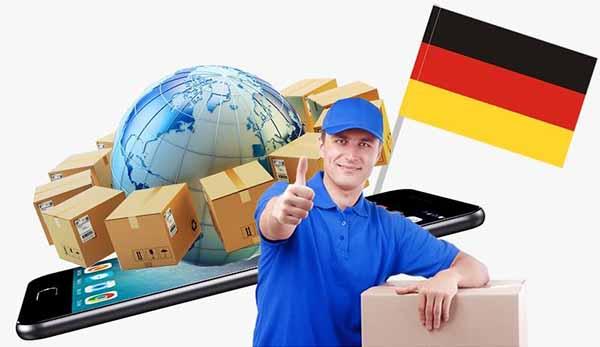Nhận Ship hàng Đức