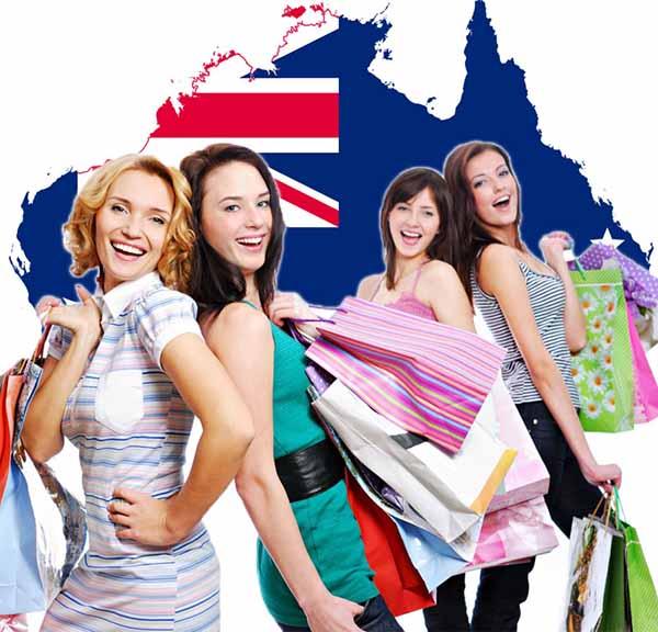 Mua hộ hàng từ Úc