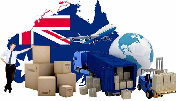 Vận chuyển hàng Úc