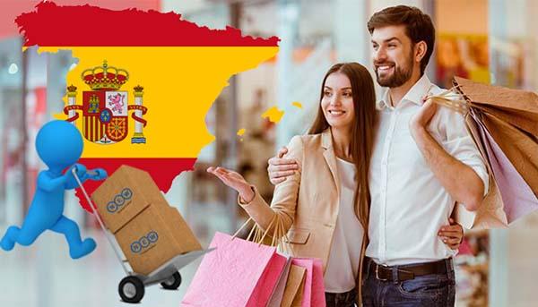 Order hàng Tây Ban Nha