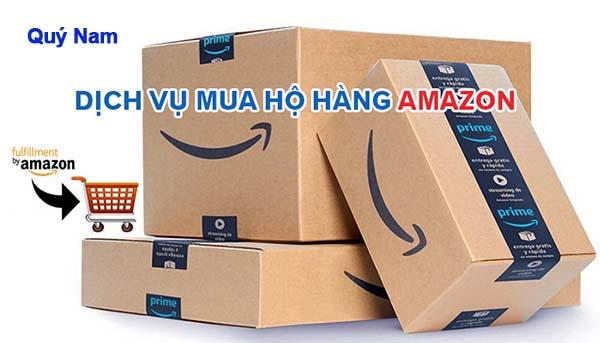 Mua hộ hàng Amazon