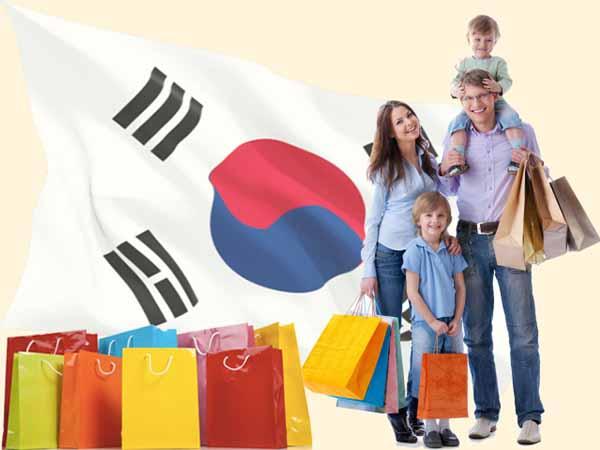 Vận chuyển hàng Hàn Quốc về Việt Nam