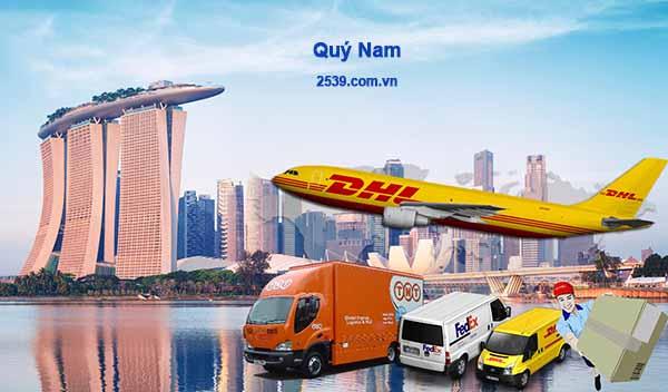Vận chuyển hàng từ Singapore về Việt Nam
