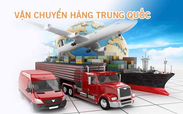 Cách vận chuyển hàng Trung Quốc