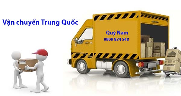 Dịch vụ vận chuyển Trung Quốc