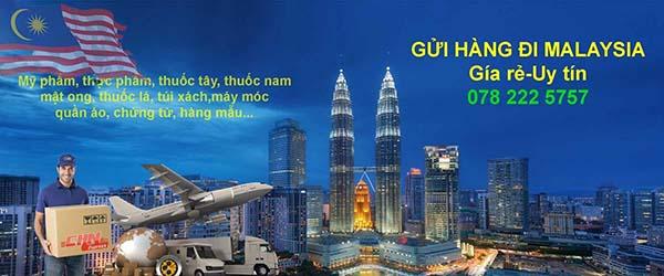 Nhận gửi hàng đi malaysia