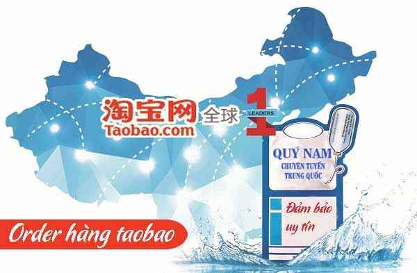 Order hàng Taobao giá rẻ