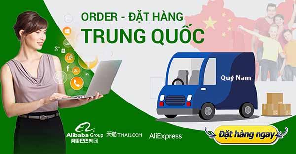 Order hàng Trung Quốc giá rẻ