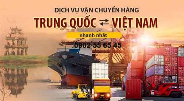 Vận chuyển hàng Quảng Châu an toàn