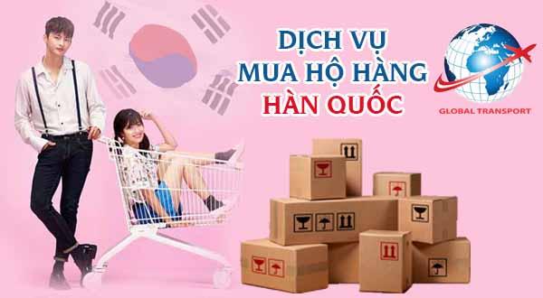 Dịch vụ order hàng Hàn Quốc