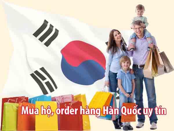 Mua hàng Hàn Quốc uy tín