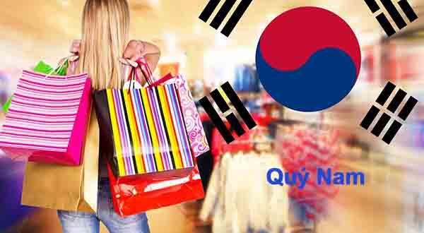 Dịch vụ mua hộ hàng Hàn Quốc về Việt Nam