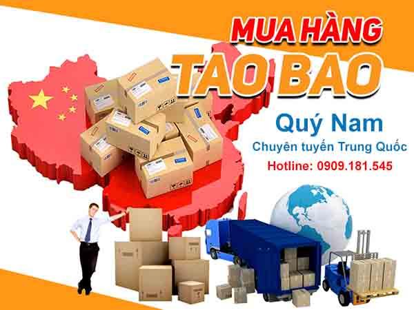 Đặt hàng Taobao giá rẻ