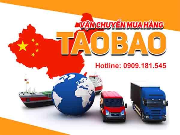 Vận chuyển hàng Taobao