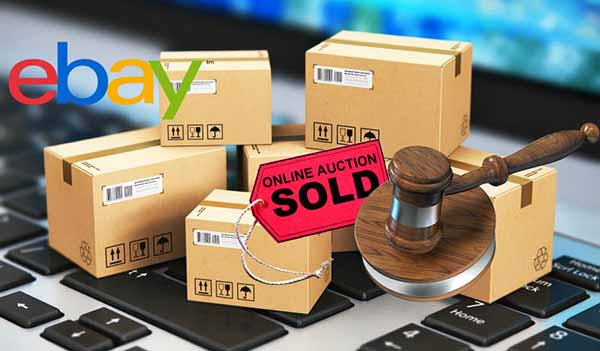 Order hàng Ebay