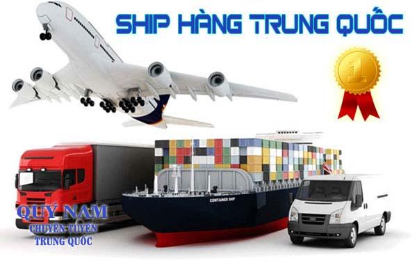 Ship hàng Trung Quốc