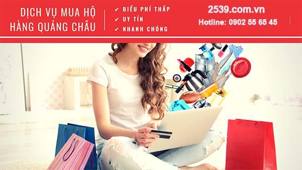 Mua hộ hàng Trung Quốc giá rẻ