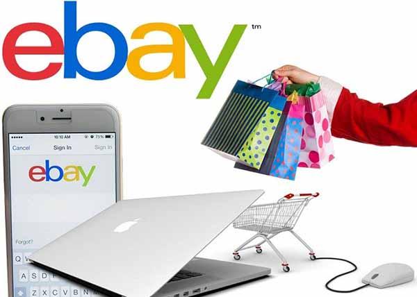 Mua hàng trên Ebay