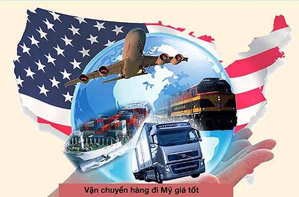 Nhu cầ chuyển phát nhanh đi Mỹ