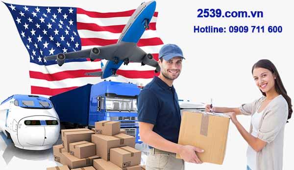 Dịch vụ gửi hàng đi nước ngoài