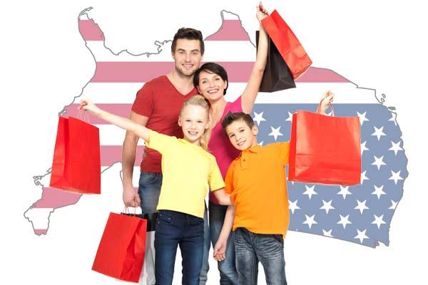 Nhập hàng Mỹ về Việt Nam