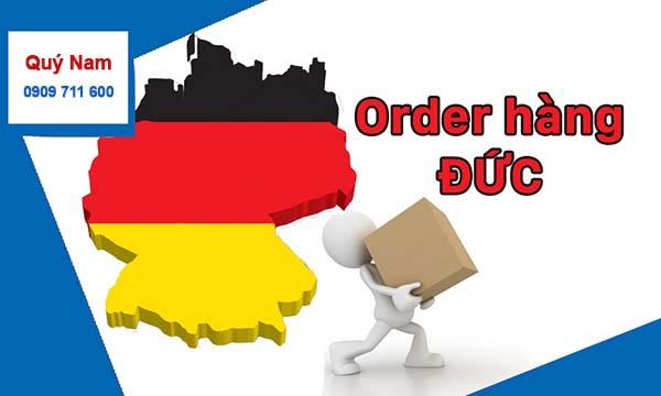 Order hàng Đức tại Hà Nội