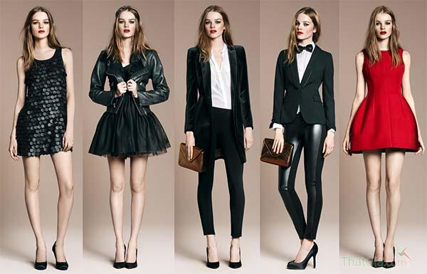 Quần áo Zara