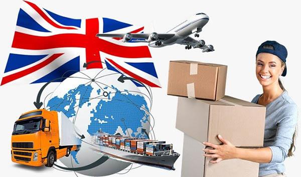 Vận chuyển hàng từ Anh về Việt Nam