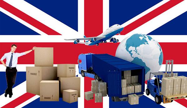 Gửi hàng từ Anh về Việt Nam