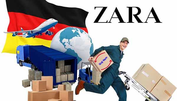 Order hàng Zara
