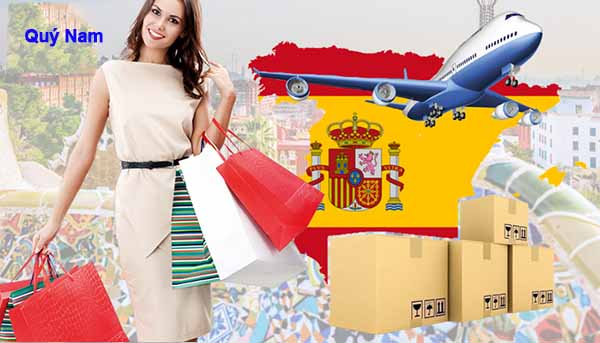 Mua hộ hàng Tây Ban Nha