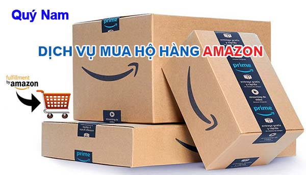 Mua hộ hang Amazon