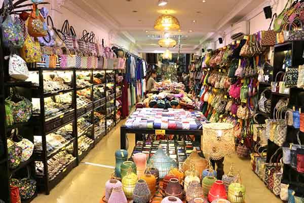 Đi singapore mua hàng hiệu