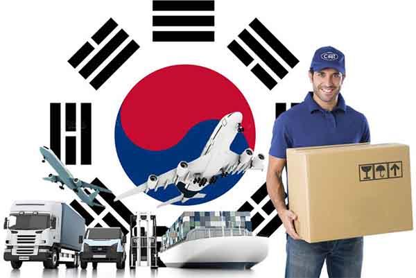 Gửi đồ từ Hàn Quốc về Việt Nam