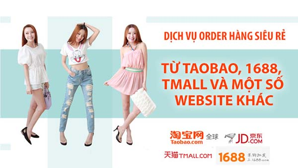 Mua hàng trên Web Trung Quốc