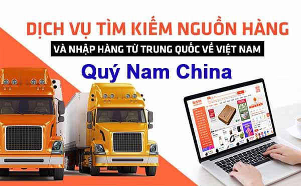 Dịch vụ nhập hàng Quảng Châu về Việt Nam