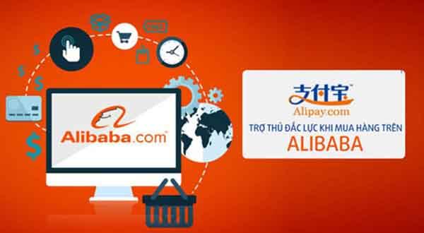 Thanh toán khi mua hàng trên Alibaba