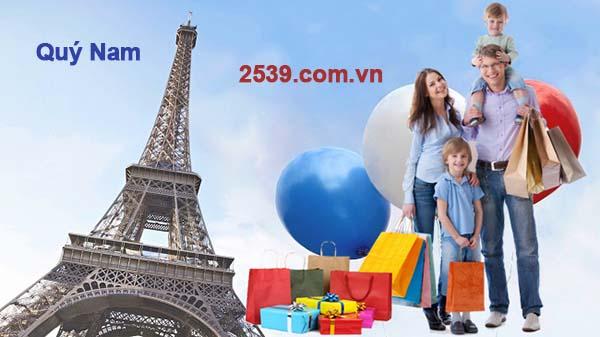 Gửi hàng đi Pháp giá rẻ