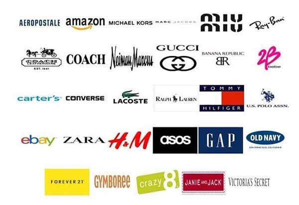 Một số trang web mua hàng Mỹ