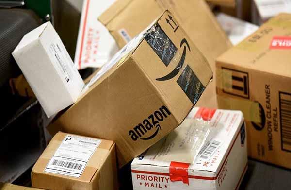 Nguồn hàng trên Amazon