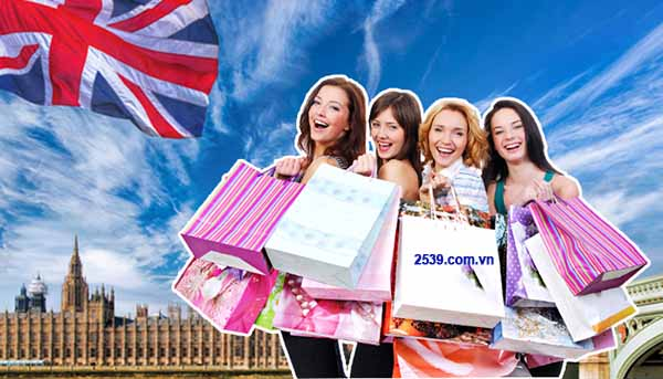 Order hàng Anh UK