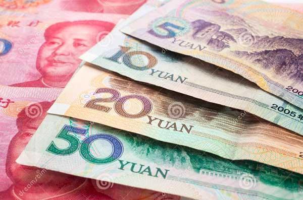 Dịch vụ chuyển tiền sang Trung Quốc