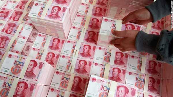 Chuyển tiền Trung Quốc về Việt Nam
