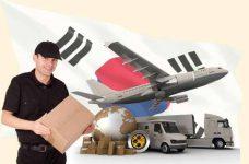 Dịch vụ vận chuyển hàng từ Hàn Quốc về Việt Nam